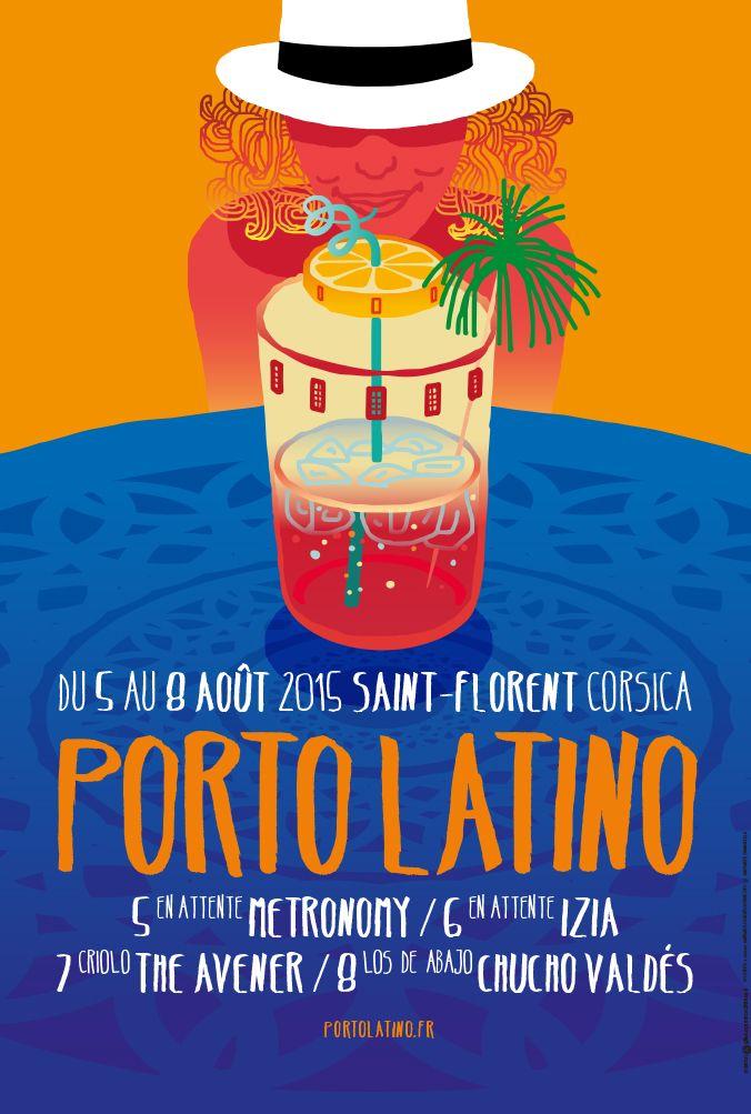 Festival Porto Latino - Saint Florent, Corsica