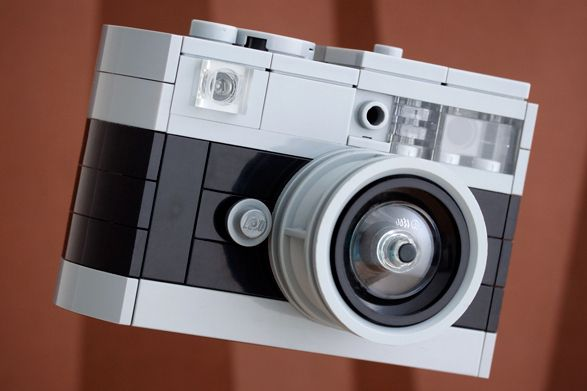 LEGO camera ornament! | Cool tech gifts for men and women under $25