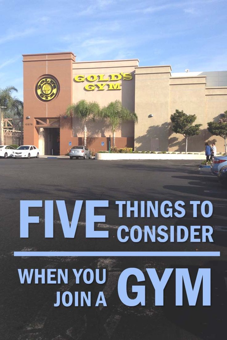 Want to get fit, lose weight, or get healthy? Thinking of joining a gym? Consider this 5 things when joining a gym