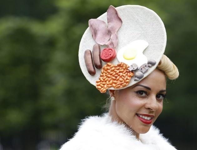 In beeld: opvallende hoeden op Royal Ascot