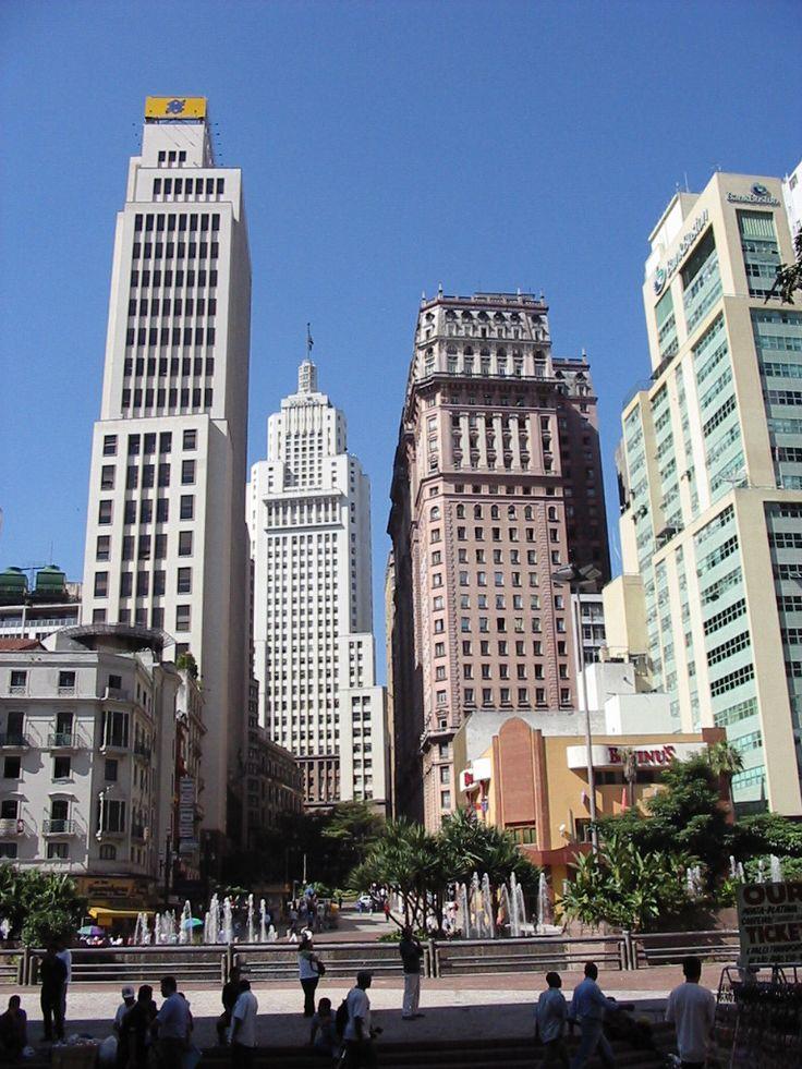 edificio-banespa-edificio  martinell, São Paulo, Brasil