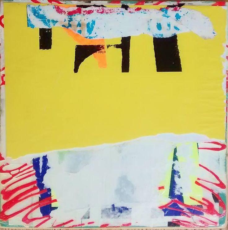 "Saatchi Art Artist Michael Cutlip; Collage, ""Act 25"" #art"