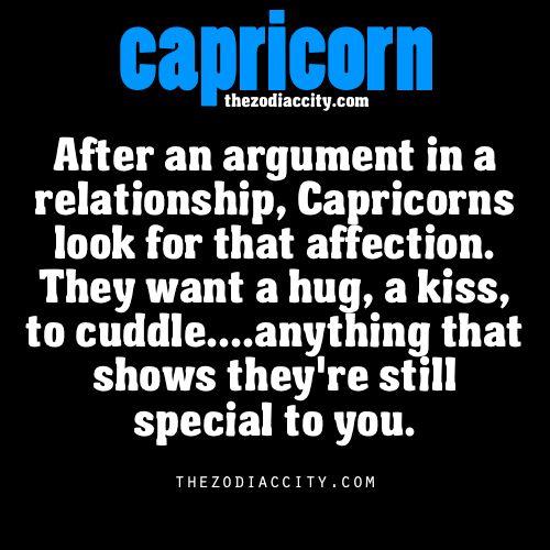 Capricorn zodiac facts.