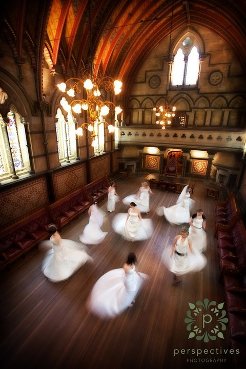 #BrideParade The Provincial Chambers, Christchurch 2010