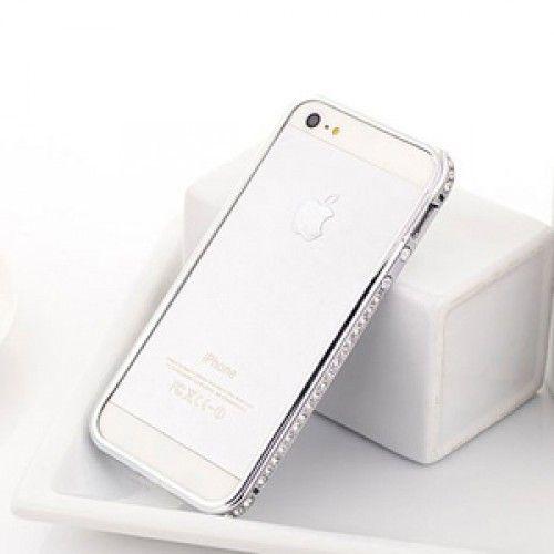 Бампер для iPhone 4/4S металлический с камнями в 1 ряд. Вы можете купить всего за 《 444.00грн 》Дешевле не найдете! Заходите только в интернет-магазине ✯IPM✯ с самой быстрой доставкой по Киеву и Украине. Качество превыше всего !
