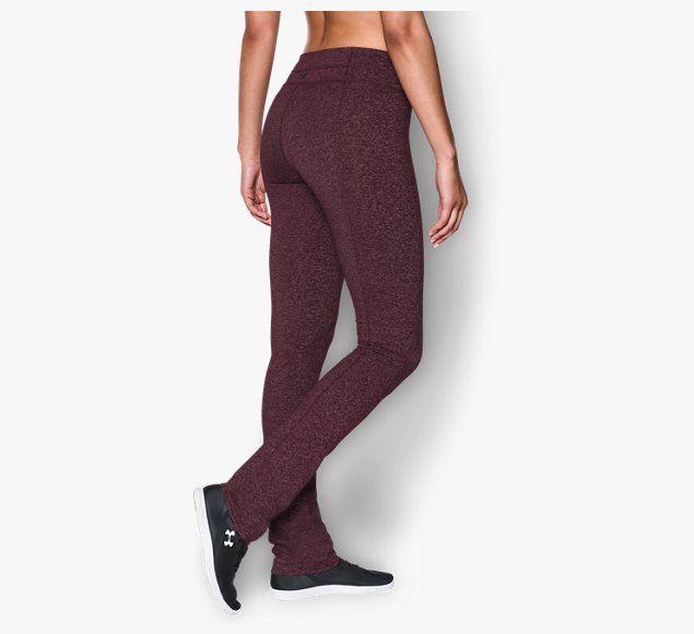 Damen Hose UA Studio Straight Leg