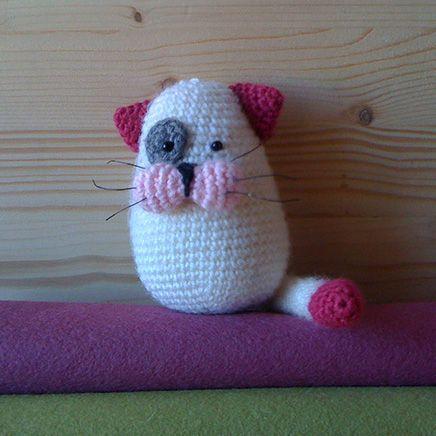 Amigurumi Tutorial Ita : Oltre 1000 immagini su Crochet su Pinterest Motivo ...