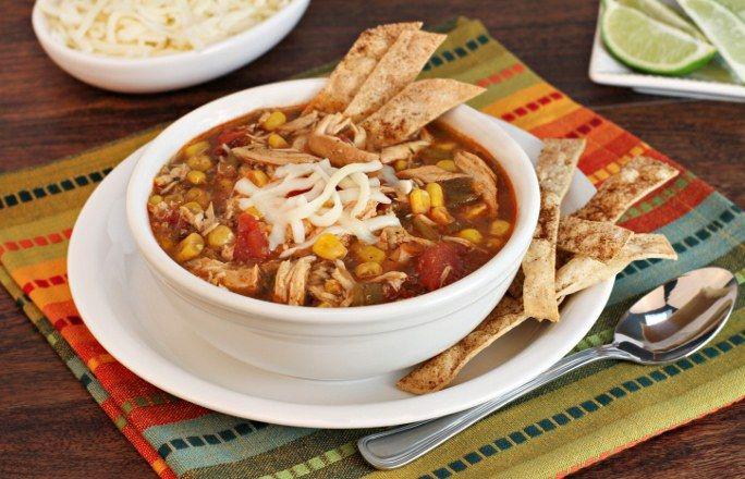 Zupa meksykańska M.Gessler. Przepis z Kuchennych Rewolucji