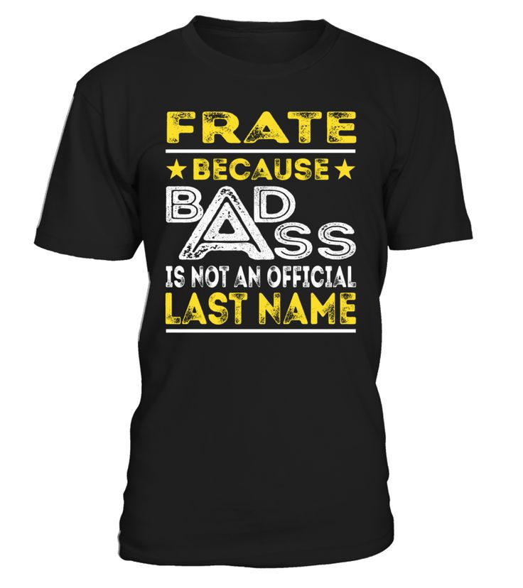 FRATE - Badass #Frate