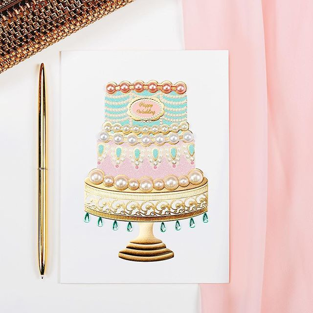 Wedding season is in full swing! Complete your wedding look with the perfect Papyrus wedding card 💕 Comment below to be entered to win a special Papyrus Wedding Card Pack! #ArtOfPapyrus