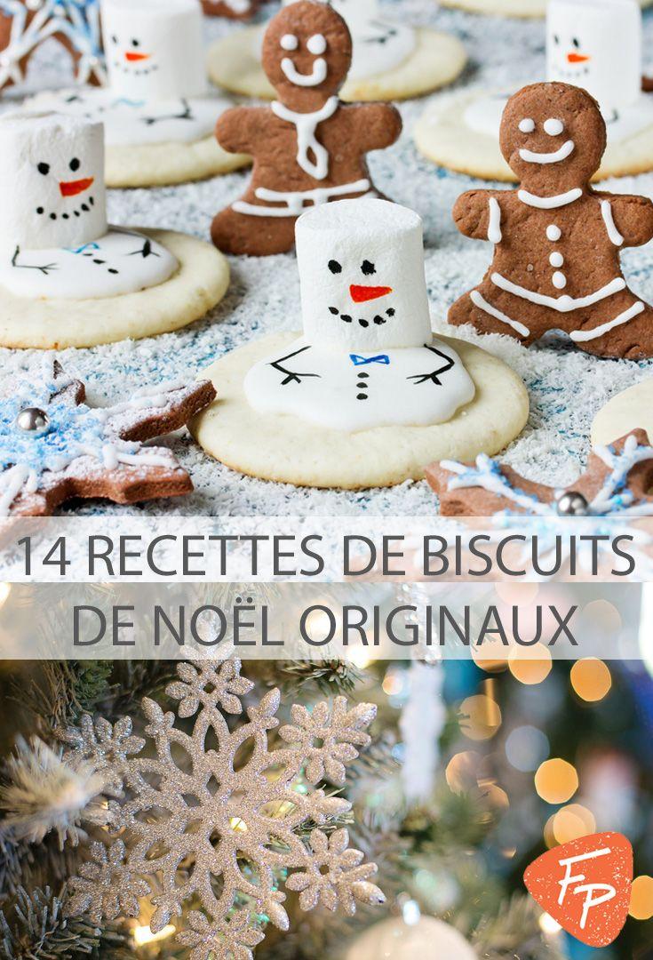 On adore les biscuits de Noël! Que ce soit pour un échange avec des amis, pour les offrir à des collègues ou pour égayer votre table des Fêtes, il s'agit d'un dessert parfait, aux variations gourmandes infinies!