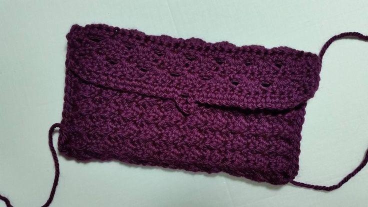 Best 25+ Crochet clutch pattern ideas on Pinterest ...