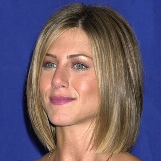 Jennifer Aniston's bob hair cut