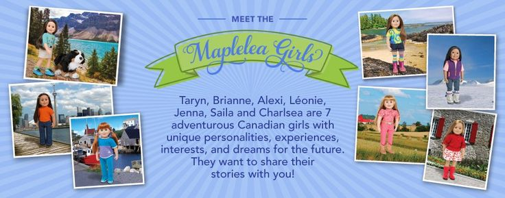 Meet the Maplelea Girls