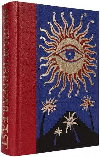 Producing exquisitely made reprints of classic works, Folio Society books are a great thing to collect. Just check out this wonderful binding! Myths and Legends of the Near East. £98.