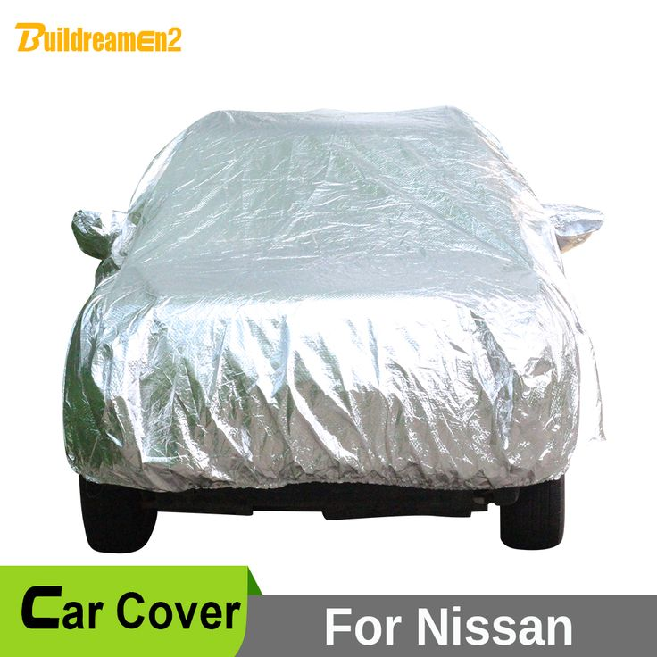 Buildreamen2 Car Cover Waterproof Sun Rain Hail Snow