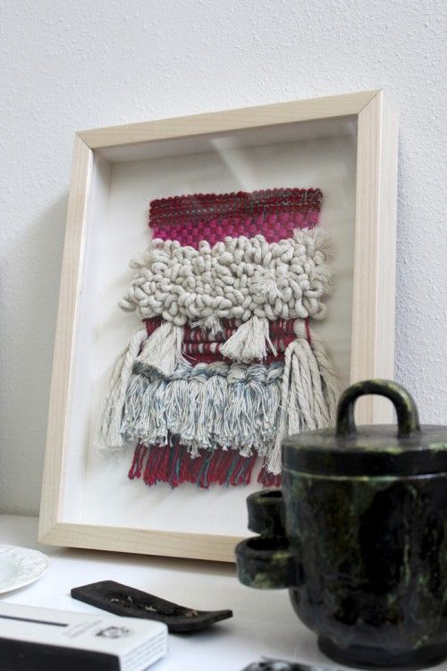 Kneeland Co. and Mercado featured on Design Sponge (Weaving by All Roads)  @O.B. Wellness Pietrzak