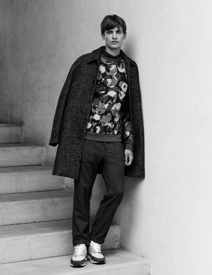 UNTITLED by Laurence Ellis (L'Officiel Hommes Italia)