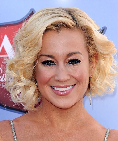 Kellie Pickler Haircuts: Best 25+ Medium Curly Bob Ideas Only On Pinterest