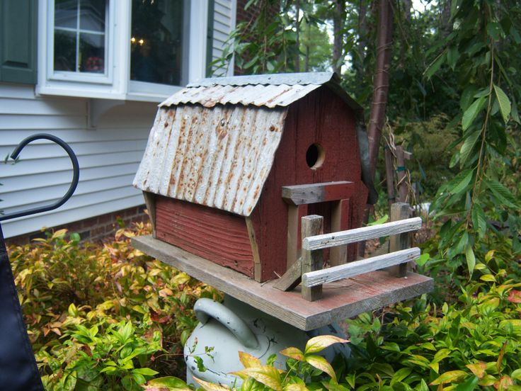 17 Best Images About Birdhouses On Pinterest Bird Houses