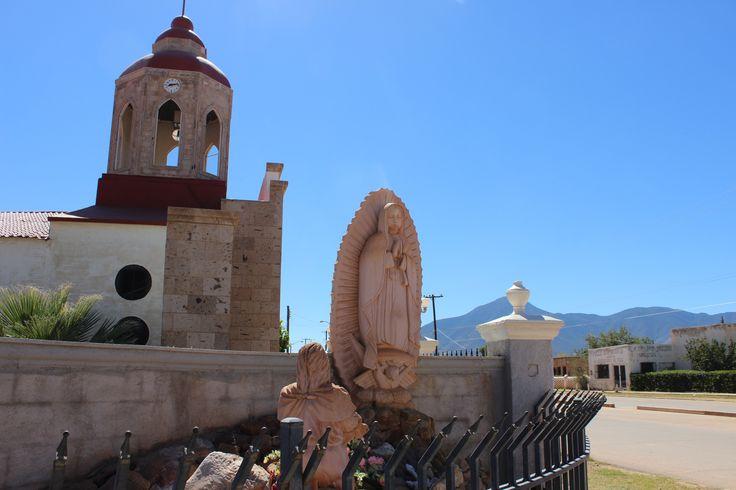 Scene in Naco, Sonora, Mexico