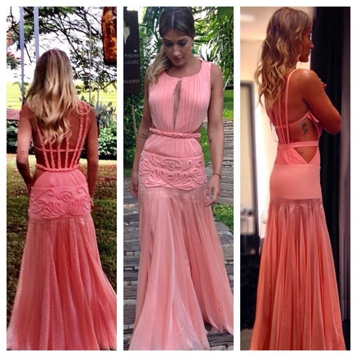 11 best vestido madrinha images on Pinterest | Bridesmaids, Flower ...