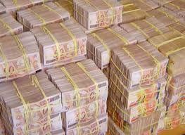riqueza em abundância