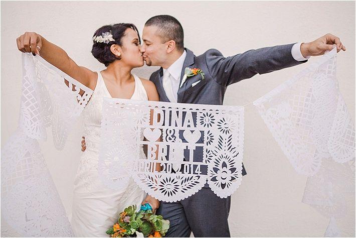 Vintage Mexican Wedding Ideas | Southern California Bride
