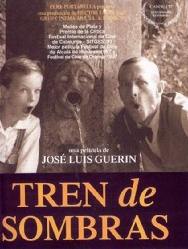 Tren de sombras — José Luis Guerín (1997).