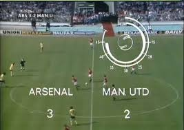 1979 FA Cup FInal TV feed right after Arsenal scored the winner. What a thing of beauty! I didn't see this at the time because I was still going crazy!