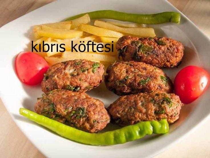 Kıbrıs köftesi, Kıbrıs mutfağına ait bir lezzet. Bu tarifimizde lezzetiyle herkesi kendine hayran bırakan Kıbrıs köftesi yapılışını sizlerle paylaşıyoruz. Deneyecek olanlara afiyet olsun.