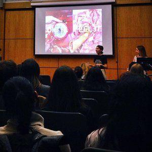 6pm Marketing, University of the Arts London - Creative Enterprise Week www.sarahblythe.com
