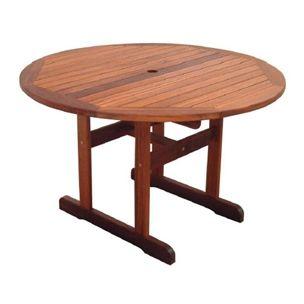 Tek Round Dining Table