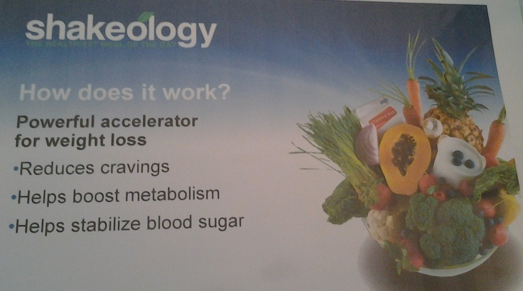 How does Shakeology work?   shakeology.fitnesspartner.us