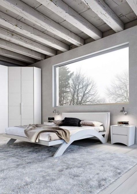 ComfyDwelling.com » Blog Archive » Beauty In Clean Lines: 61 Minimalist  Bedroom Decor