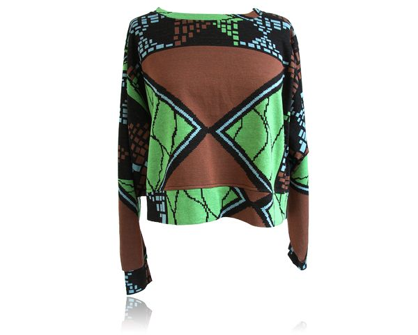 Croped Jumper by Laend Phuengkit - Opia - Der neue Web Shop von Opia - selected asian design