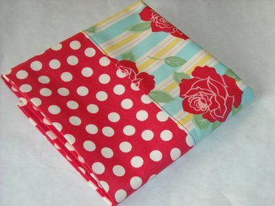 Super simple tutorial on how to make your own pillow case :-) Just finished mine to match me new quilt!