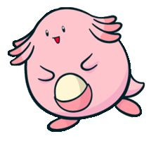 #Chansey from the official artwork set for #Pokemon Channel on #Gamecube. http://www.pokemondungeon.com/pokemon-channel