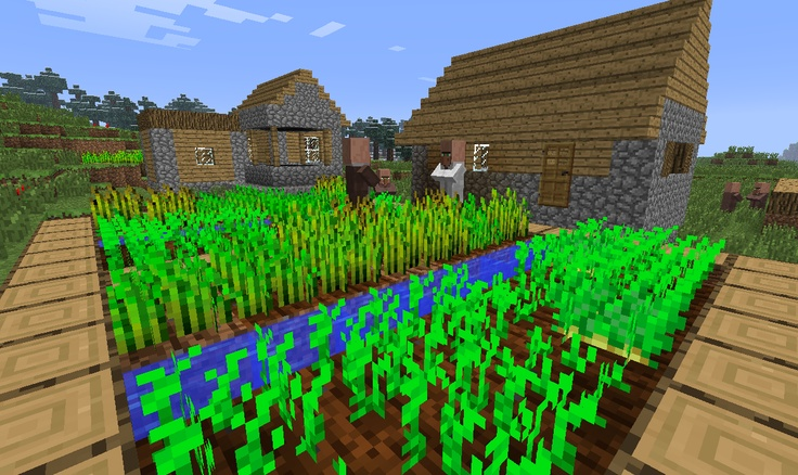 11 best images about minecraft garden ideas on pinterest for Garden designs minecraft