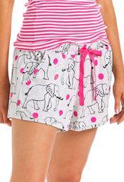 Elephant Pocket Short