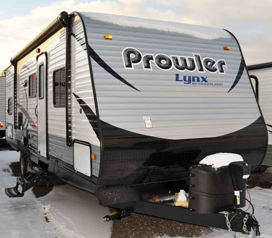 2015 New Heartland Rv Prowler Lynx 265LX Travel Trailer in Wisconsin WI.Recreational Vehicle, rv, 2015 Heartland RV Prowler Lynx 265LX, This fantastic adventure called life can take us down someinteresting roads full of twist and turns. Which is whyProwler makes a Variety of distinctively different kinds of travel trailers. Some put the emphasis on family, others on seclusion. What ever you prefer, Prowler products share one thing in common: To give you a quality built, smart design and next…