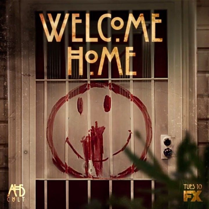 "22.6k Likes, 98 Comments - American Horror Story (@ahsfx) on Instagram: ""Home, sweet home. #AHSCult #AHSFX"""