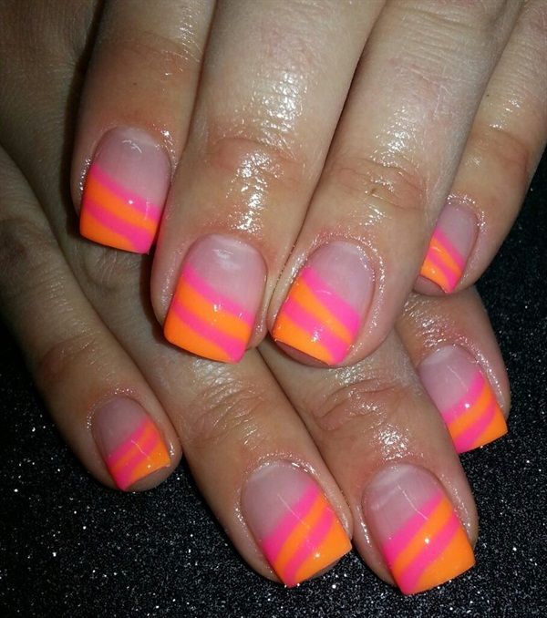 104 Best Images About Summer Nail Art On Pinterest