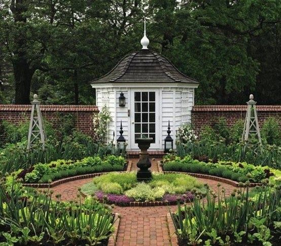 Brick Around Shed With Mulch And Flowers: 21 Best Plants Native To South Carolina Images On