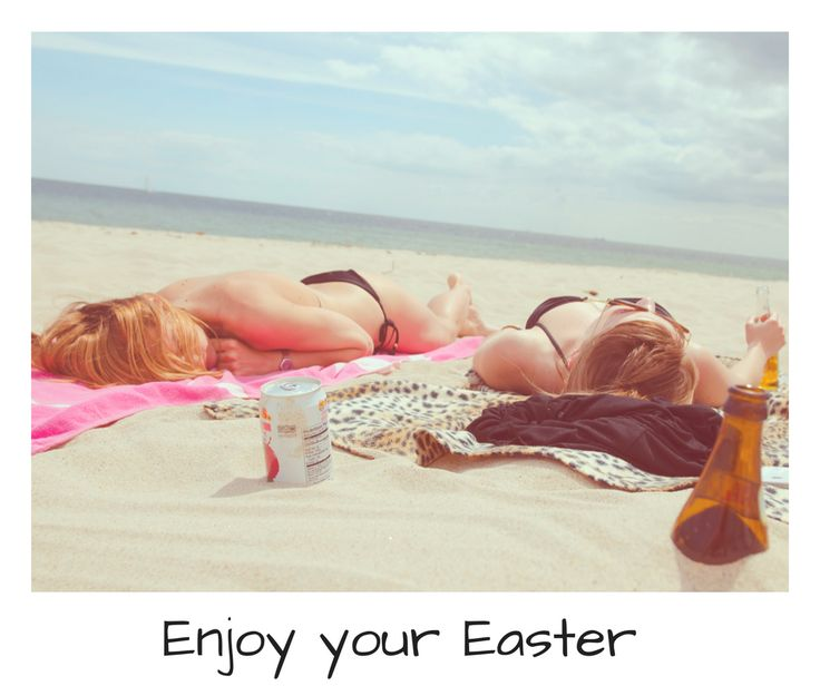 Hope you're enjoying your Easter....we're enjoying ours! See you on Tuesday