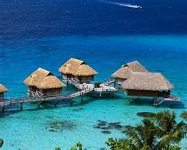 I wanna go, but one question - do they have bathrooms??? Tahiti Vacations - Tahiti Luxury Vacations