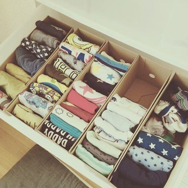 azukiさんの、部屋全体,無印良品,衣類収納,ダンボールファイルボックスハーフ5枚組,のお部屋写真