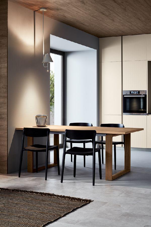 Tavoli E Sedie Veneta Cucine.Illuminare L Ambiente Cucina Cucine Tavolo E Sedie E Tavoli