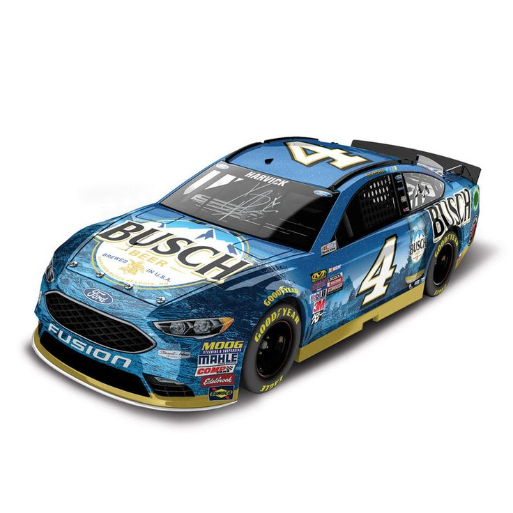 Kevin Harvick Action Racing 2017 4 Busch 124 Monster