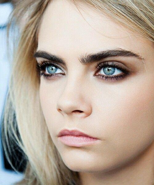 Beautiful eyes. in 2020 | Cara delevingne makeup. Cara delevingne. Cara delevigne